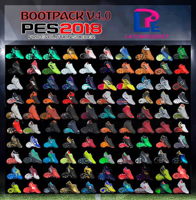PES 2018 Bootpack v4.0 AIO by LPE09