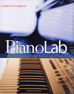 Picture of Book Piano Lab an Introduction to Class Piano