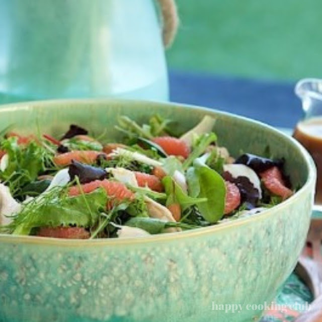 Provencal Roasted Chicken Salad