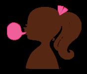 Bubblegum Divas Logo