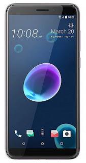 HTC Desire 12 (Warm Silver)