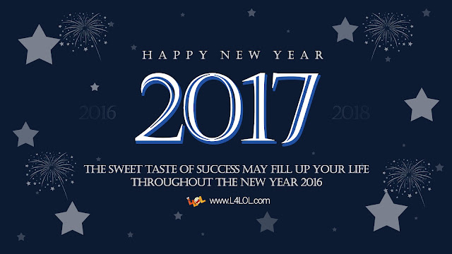 Happy New Year 2017 WhatsApp Pictures