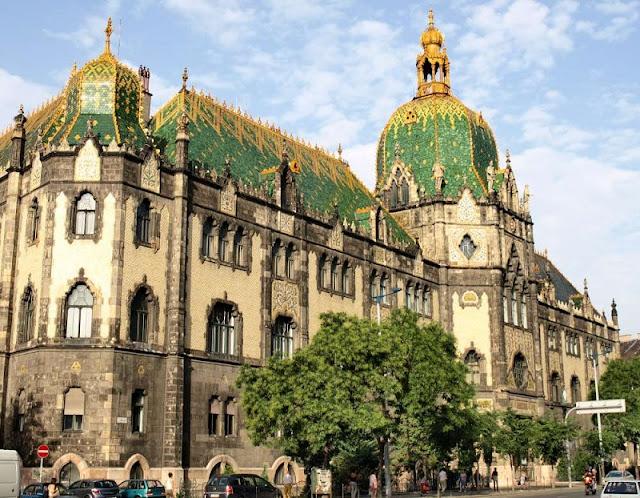 Museu de Artes Aplicadas, Budapeste