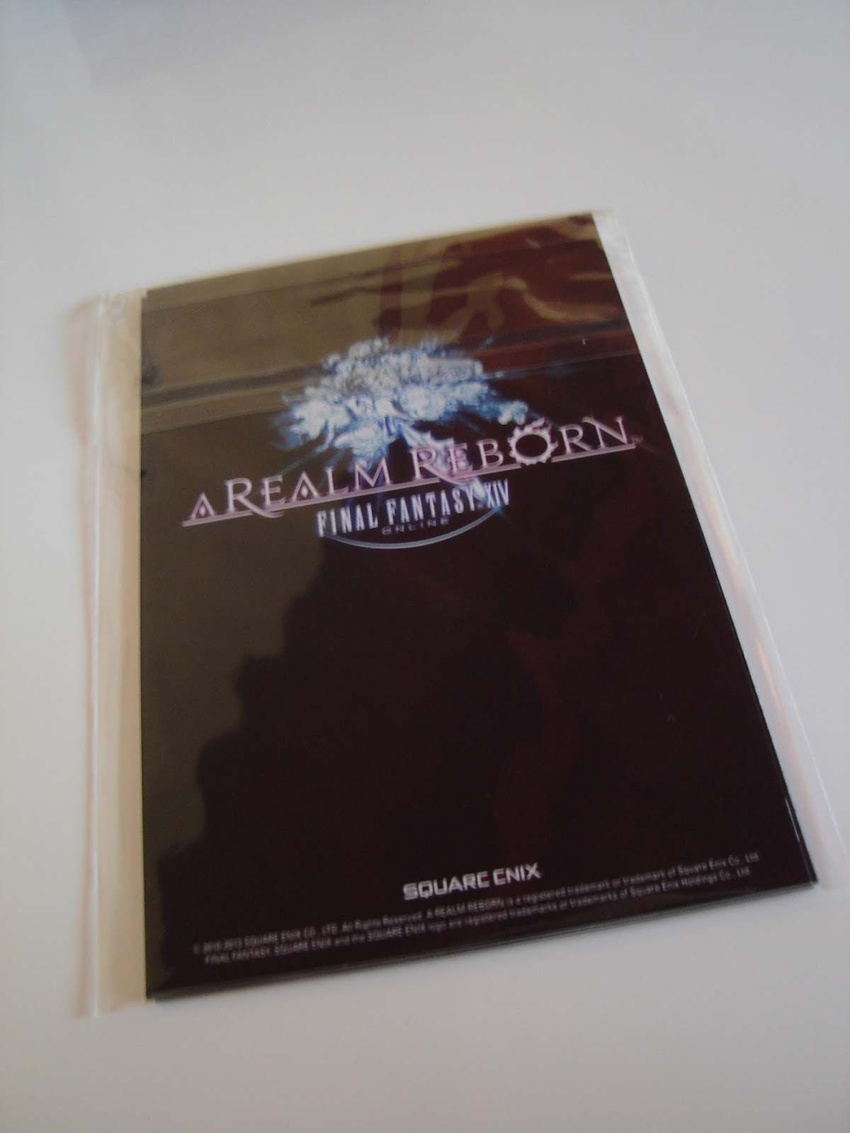 A Realm Reborn: Final Fantasy XIV Collector's Edition PAL