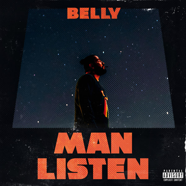 Belly - Man Listen - Single Cover