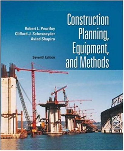 Pdf and construction planning management book