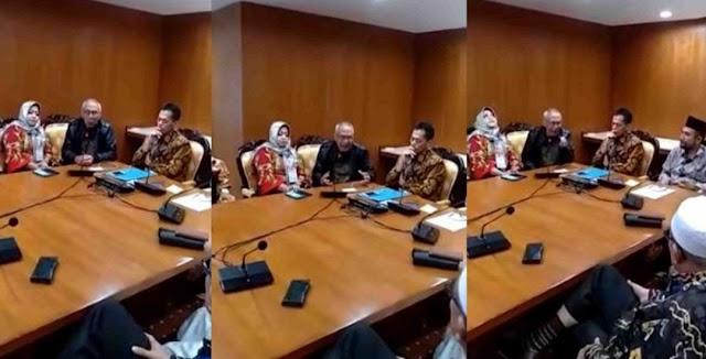Video Permadi Suruh Jangan Ikuti Konstitusi, Rakyat Bunuh-bunuhan Saja Biar Jokowi Kalah
