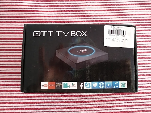 i98 Pro Android TV Box
