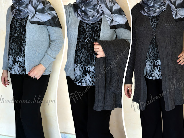 Lookbook Automne/Hivers 2015/2016 (adapté maternité, hijabi girl)
