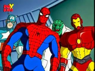 Homem Aranha A Série Animada