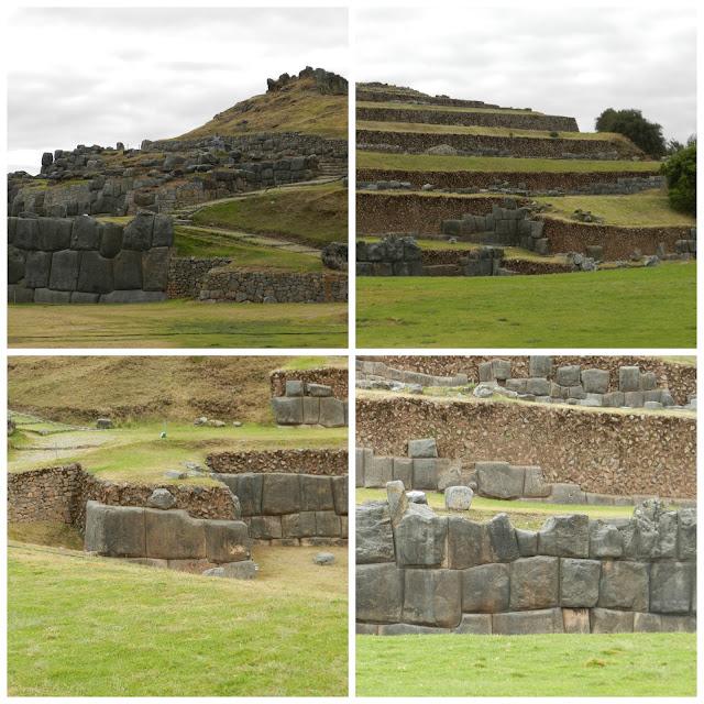 Roteiro 12 dias no Peru - Saqsayhuamán, Cusco