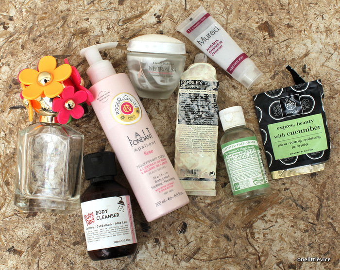 One Little Vice UK Beauty Blog: Finished Beauty Products from March 2015