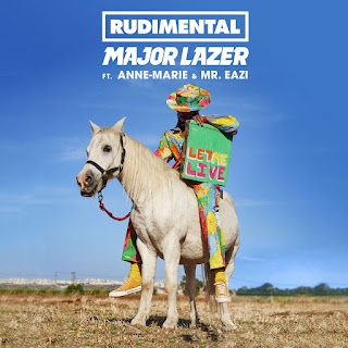 Rudimental & Major Lazer feat. Anne-Marie & Mr Eazi - Let Me Live