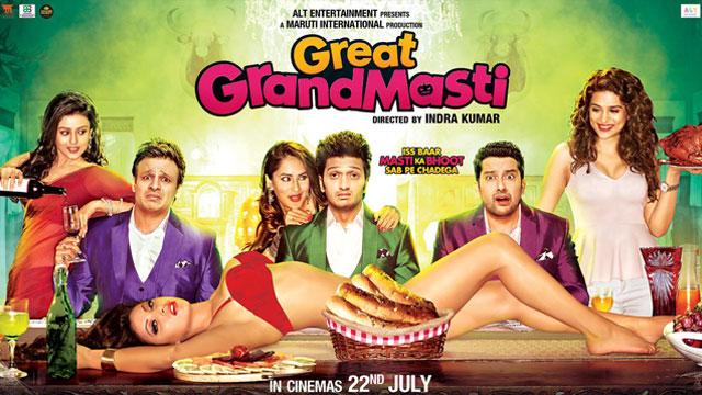 Great Grand Masti Box office collection