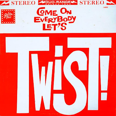 Steven Garrick & His Party Twisters - Come On Everbody, Let's Twist (1962 Canada)