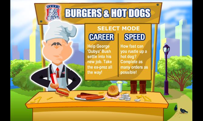 Hot Dog Game Free Online