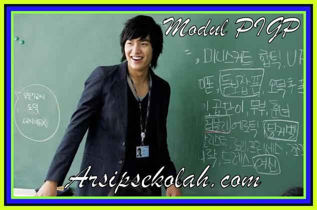 Panduan Kerja dan Modul Program Induksi Guru Pemula (PIGP) Terbaru