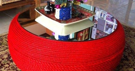 Coffee Table Za Kisasa