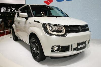 Maruti Suzuki Ignis Mini SUV