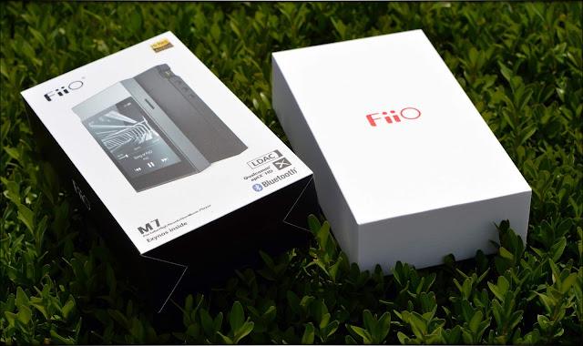FiiO M7 DAP Music Player Review