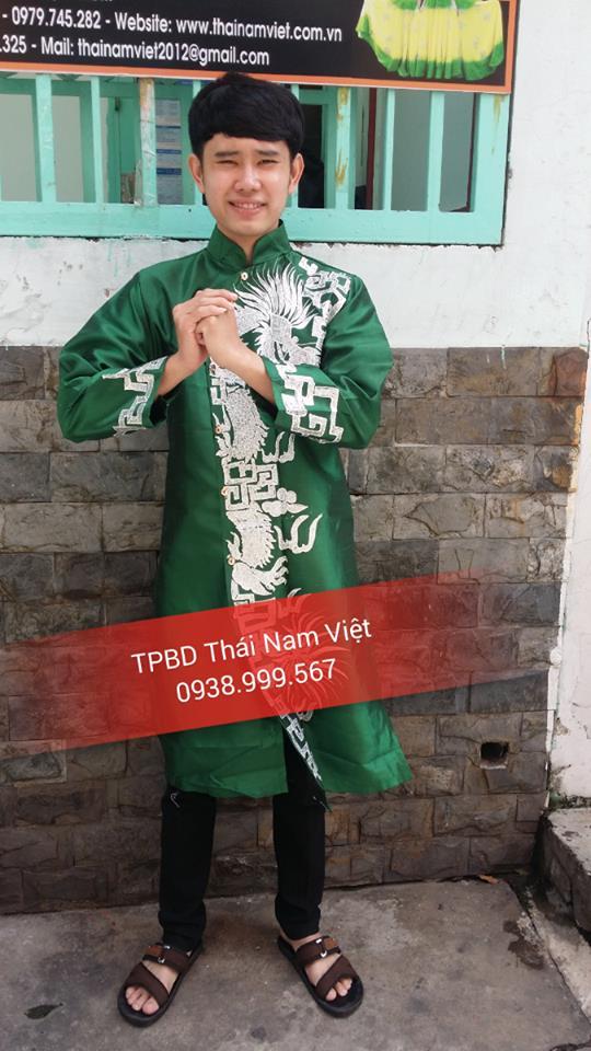 Chuyên cho thuê trang phục áo dài chụp xuân giá cực mềm