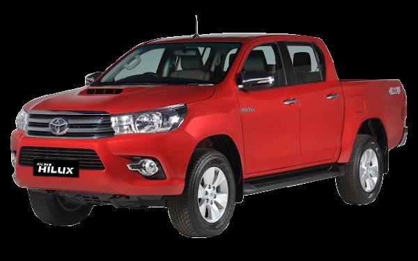 Harga Toyota Hilux Tahun ini di dealer Auto2000