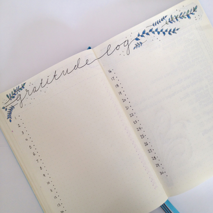 Bullet Journal: My April Set Up - christina77star