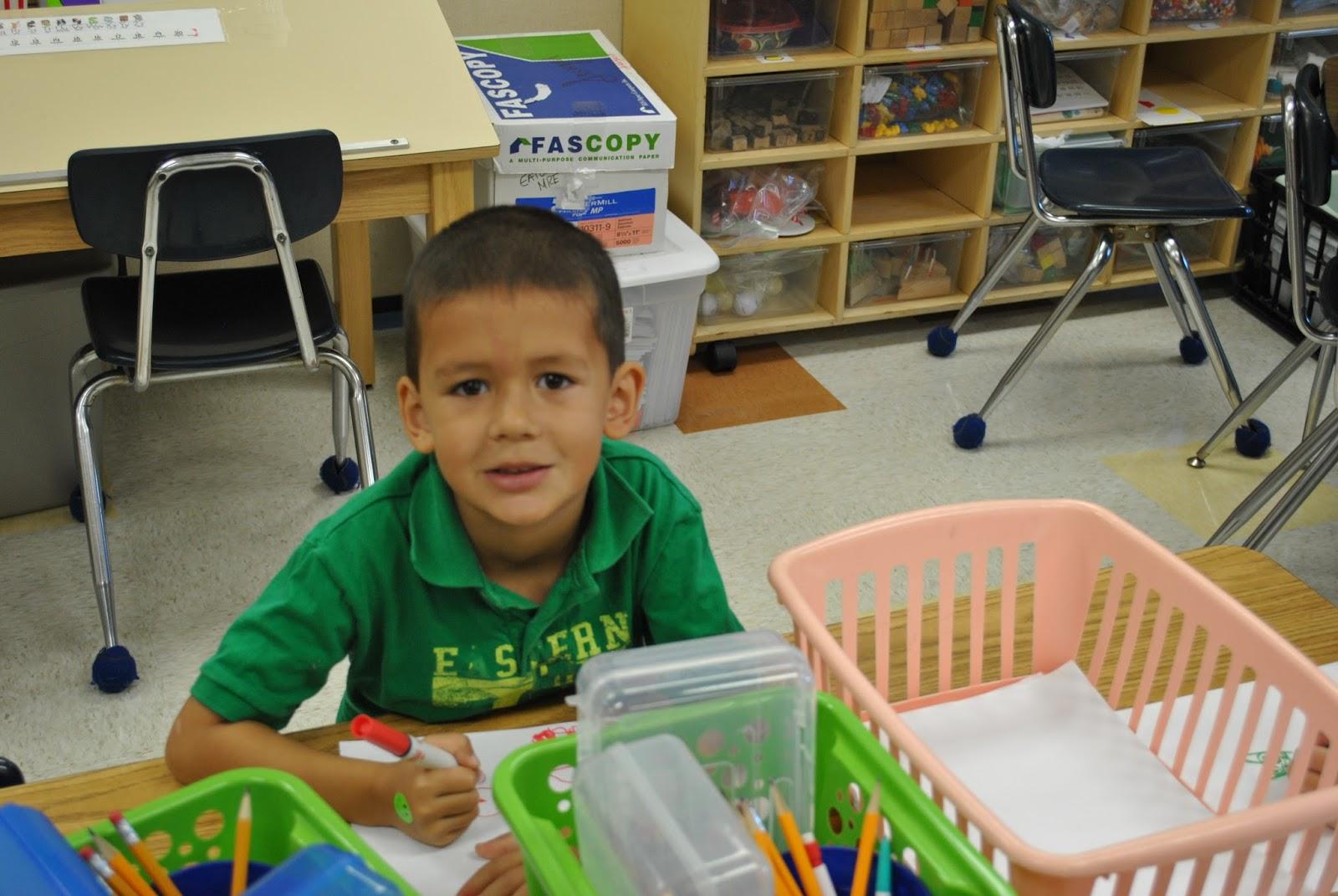 Kindergarten Kitchen Center Ideas