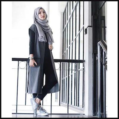 Trend Fashion Hijab Tahun 2017