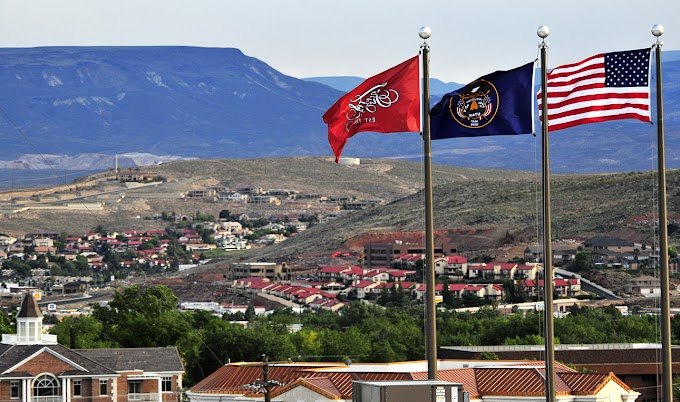 Hindu mantras to open Utah's St. George City Council on May 16