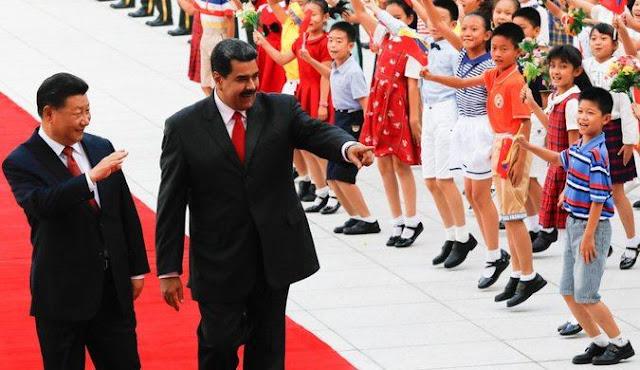 ¿Cuál es el misterio de los 5.000 millones de dólares que le prestó China a Nicolás Maduro?