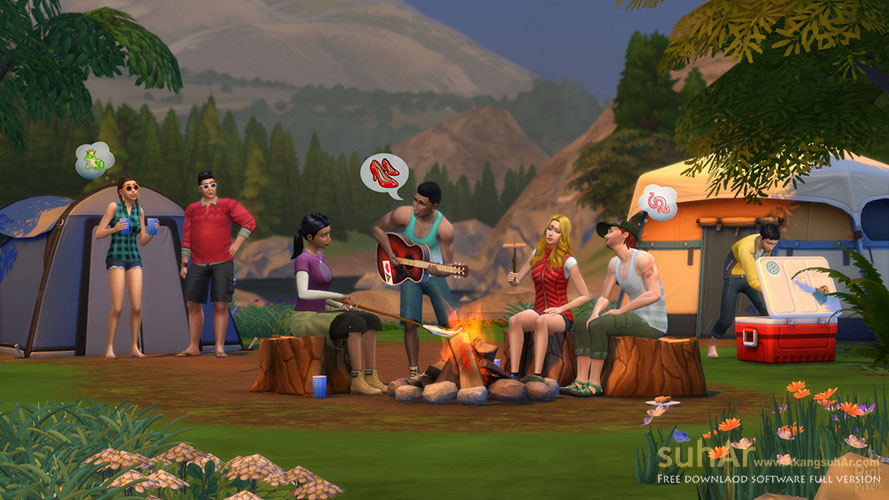 Download The Sims 4 StrangerVille Full Version For Windows