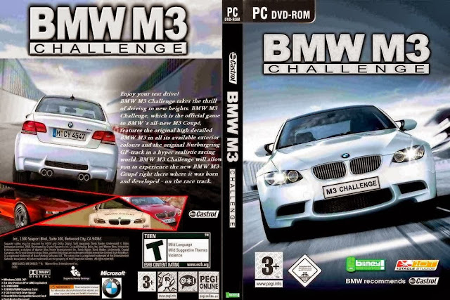 تحميل لعبة BMW M3 برابط واحد
