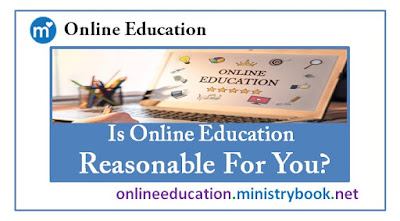 The Advantages of an Online Education