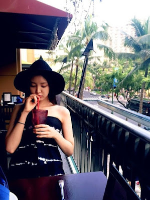 Naeun A Pink Hawaii Behind the Story