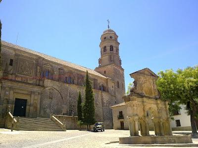 Patrimonio de la Humanidad en Europa y América del Norte. España. Conjunto monumental renacentista de Úbeda.