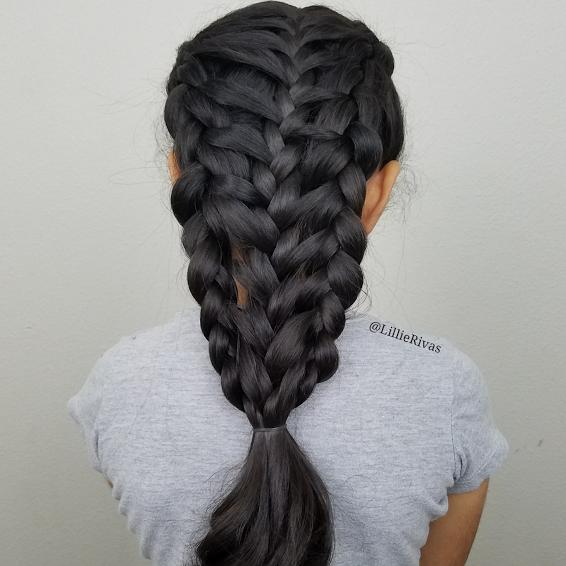 10 Peinados Faciles Para Ninas Liliana Rivas
