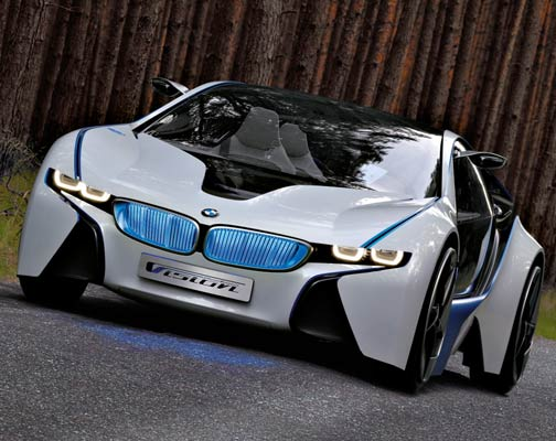 Sport Cars Concept Cars Cars Gallery Bmw Sports Car