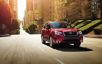 2018 Rumeurs Subaru Forester, Caractéristiques, Prix, Date de sortie