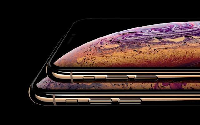 Layar iPhone XS dan XS Max