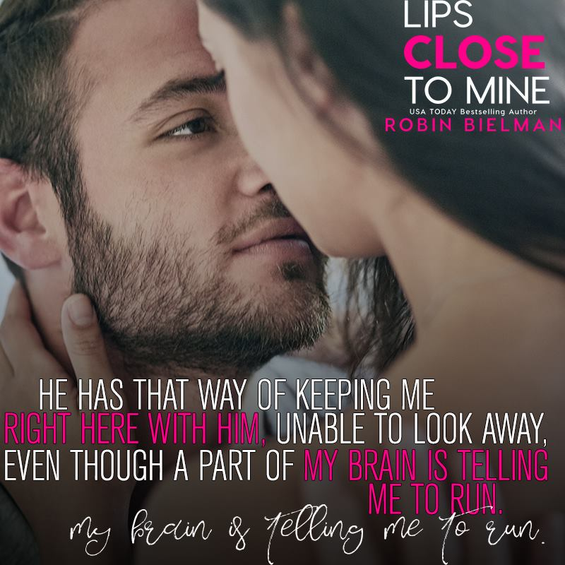 Lips Close To Mine Release Blitz