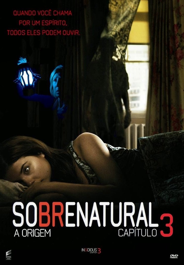 Sobrenatural: A Origem – Dublado (2015)