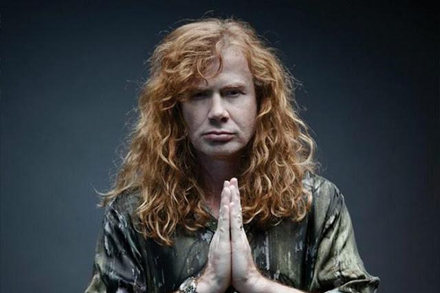 Dave Mustaine revela la música que escucha hoy en día