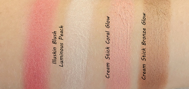 Blogger Mail: Oriflame Swatches