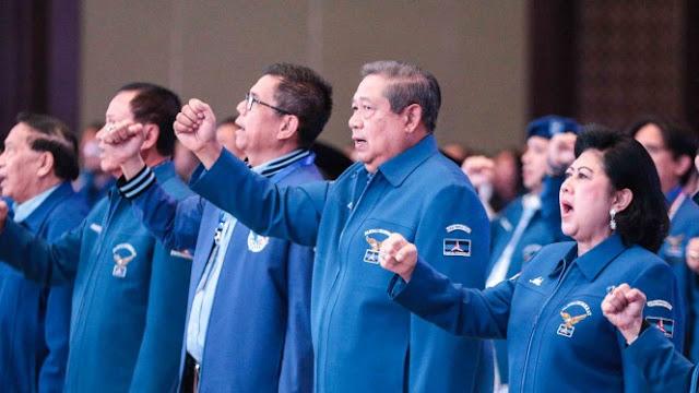 Demokrat Bantah Separuh Hati Dukung Prabowo-Sandi