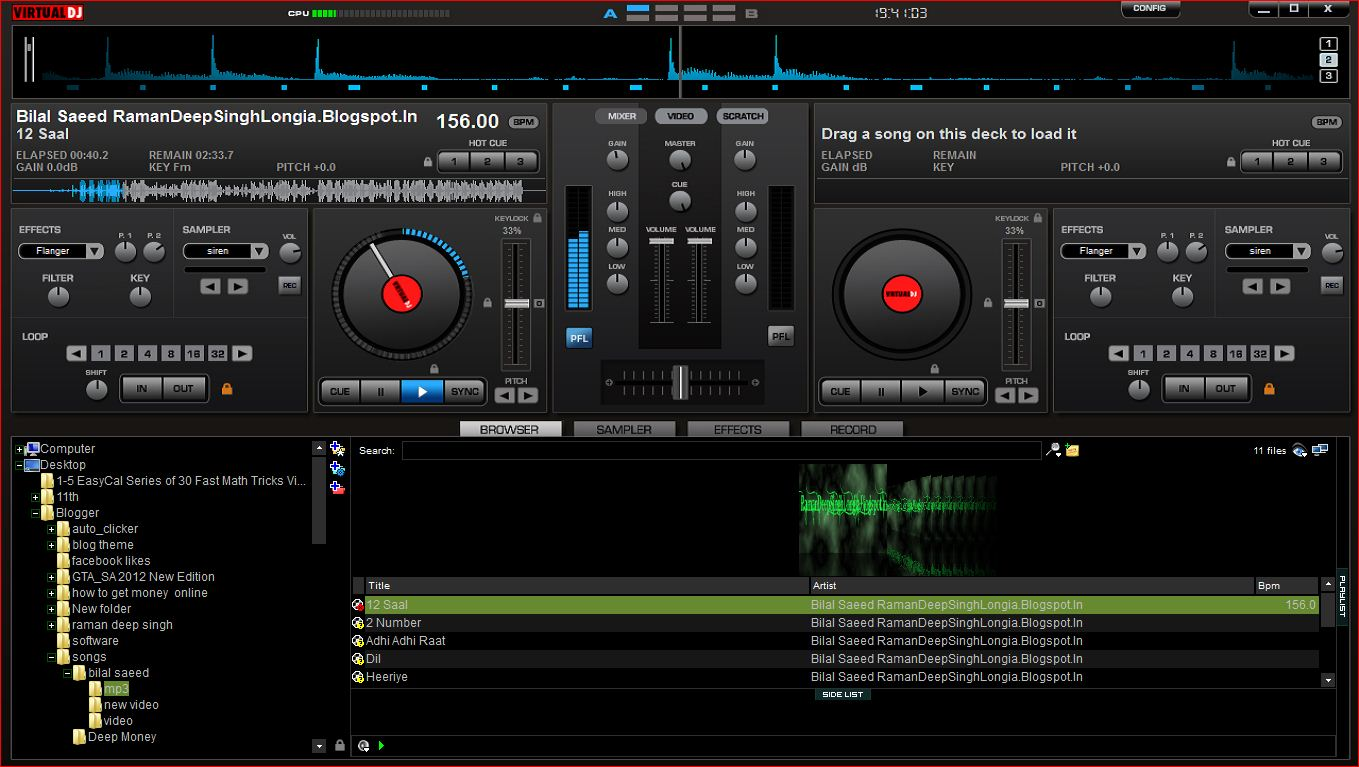 virtual dj pro 7 full version