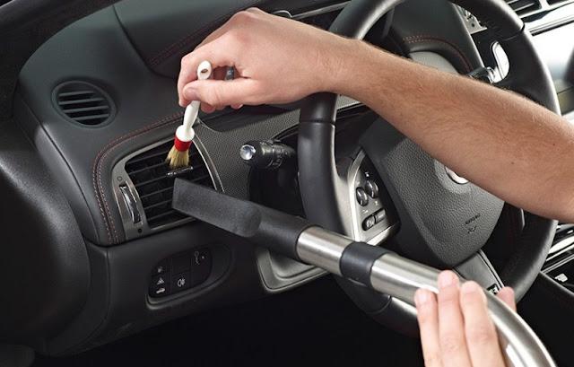 Tips Membersihkan Interior Mobil dengan Mudah dan Cepat