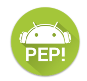 Pep! Mp3 Player v2.0 APK