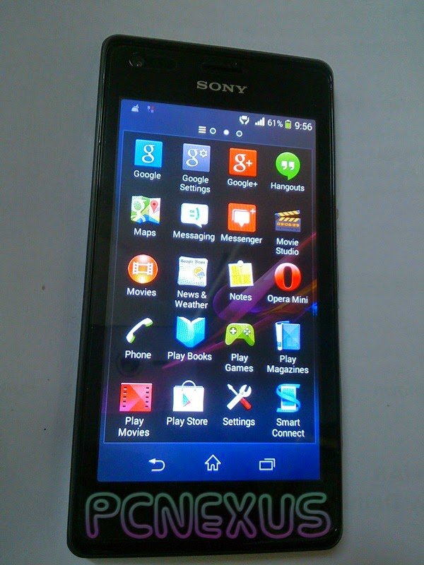 sony xperia m c1904/c1905 review