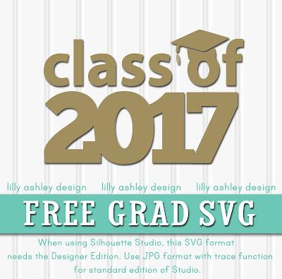 free graduation svg